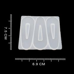 Reçine Epoksi Kalıp - Yüzük Kalıbı- 17mm